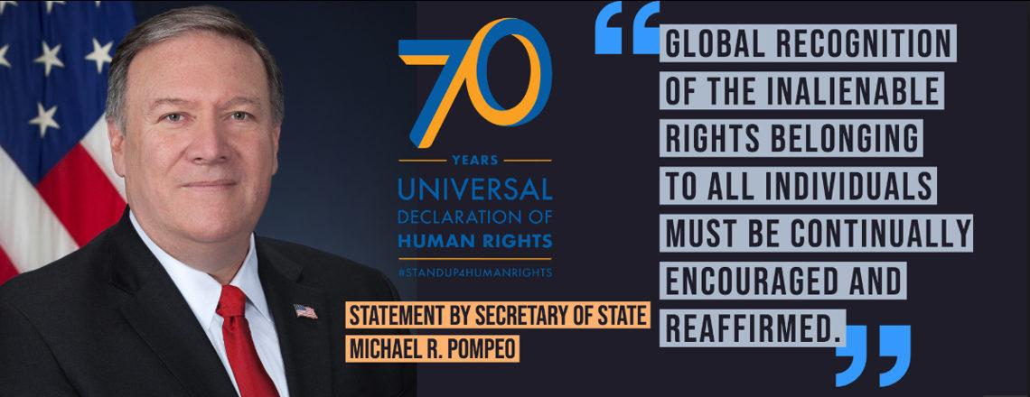 Giornata dei Diritti Umani
